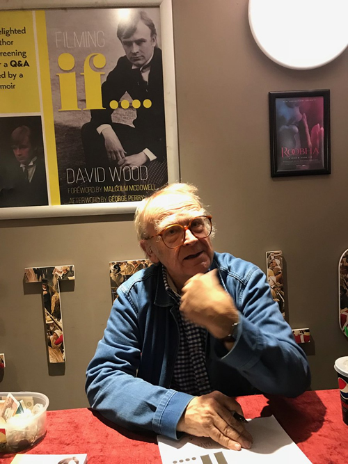 David Wood at Arts Picturehouse Cambridge