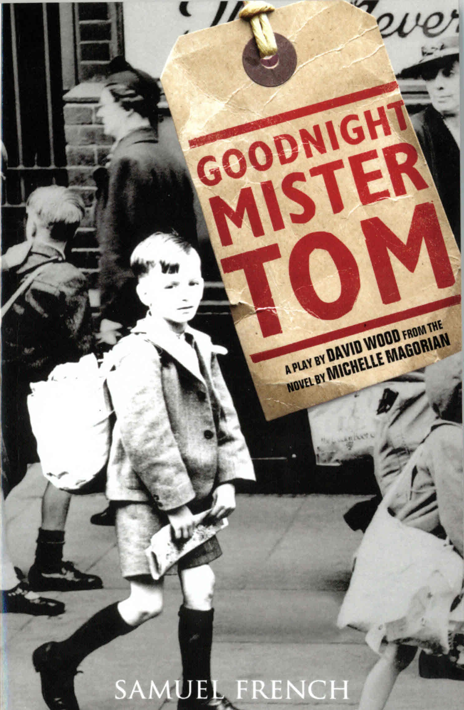 goodnight mister tom essay Michelle magorian's novel goodnight mister tom is a moving tale of an eight- year-old boy, william beech who is evacuated from london's deptford area to go and live in a village called little weirwold shortly before the second world war breaks out with an abusive history, a weak, pale william arrives in.