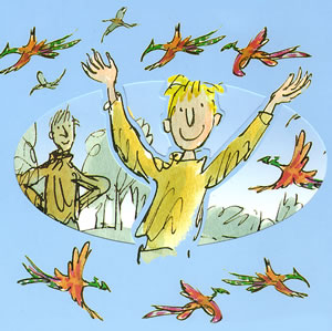 danny the champion of the world A description of tropes appearing in danny, the champion of the world a 1975 roald dahl book about danny, a half-orphan living with his father, a man with a.