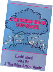 The David Wood Song Book