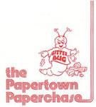 The Papertown Paperchase