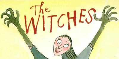 Image result for roald dahl witches